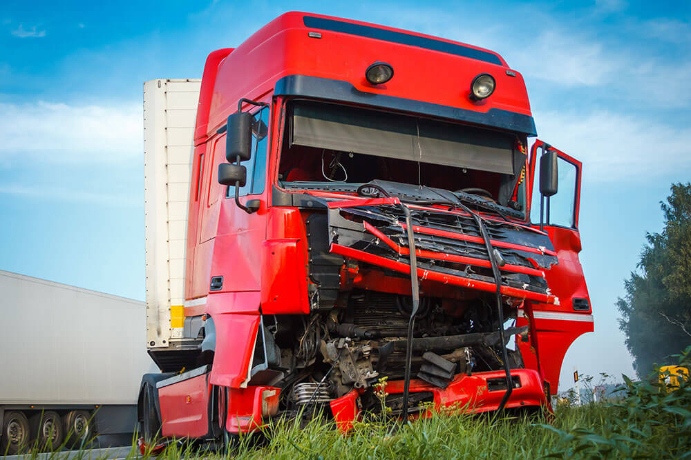 The 5 Most Common Causes of Semi-Truck Accidents